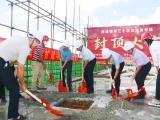 清溪第三小学扩建项目顺利封顶,预计增加公办学位540个